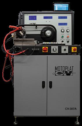 Motoplat CV-307A test bench