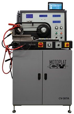 Motoplat CV-307A test bench